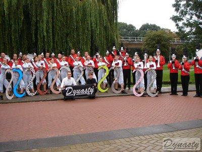 Federatieband DCE 2007