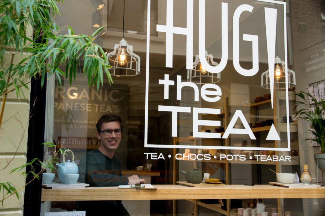 Hug the Tea Den Haag
