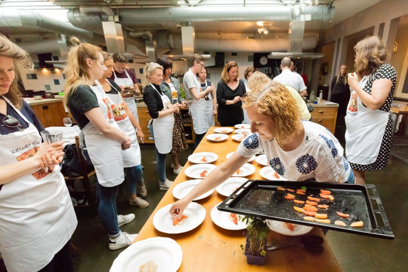 Culinaire pers aan de slag met Italiano drop.jpg