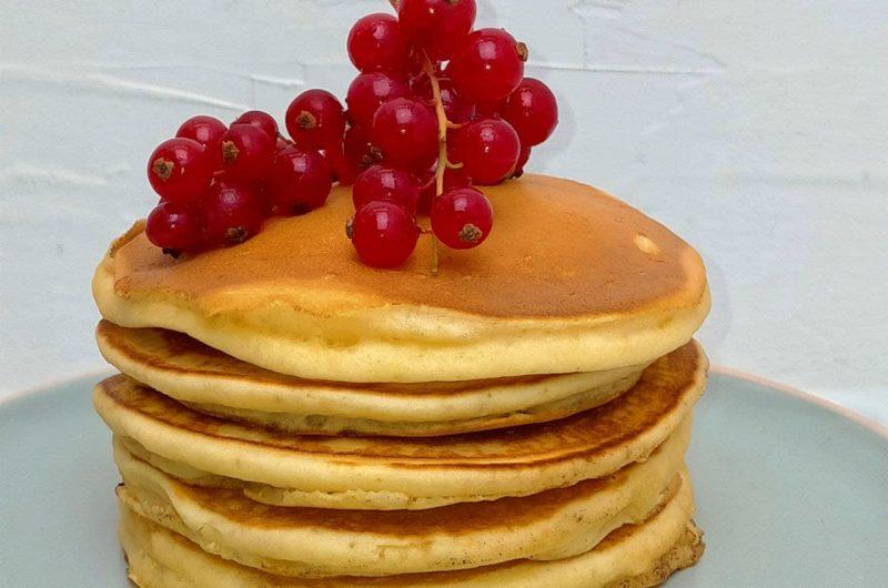Makkelijke pancakes