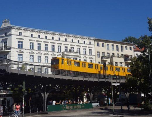 Reizen naar Berlijn