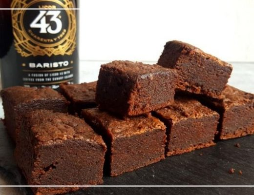 Brownie met Licor 43 Baristo header