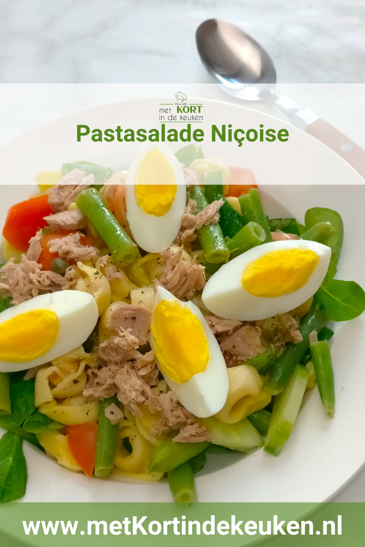 pastasalade niçoise