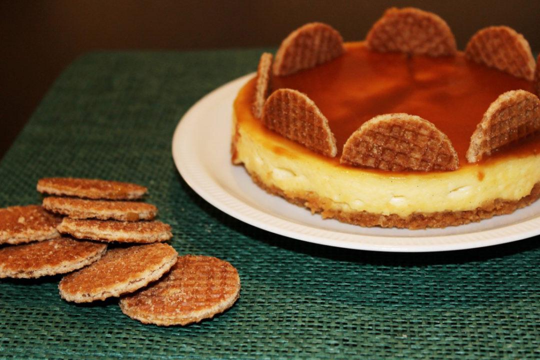 Foto: Stroopwafel cheesecake