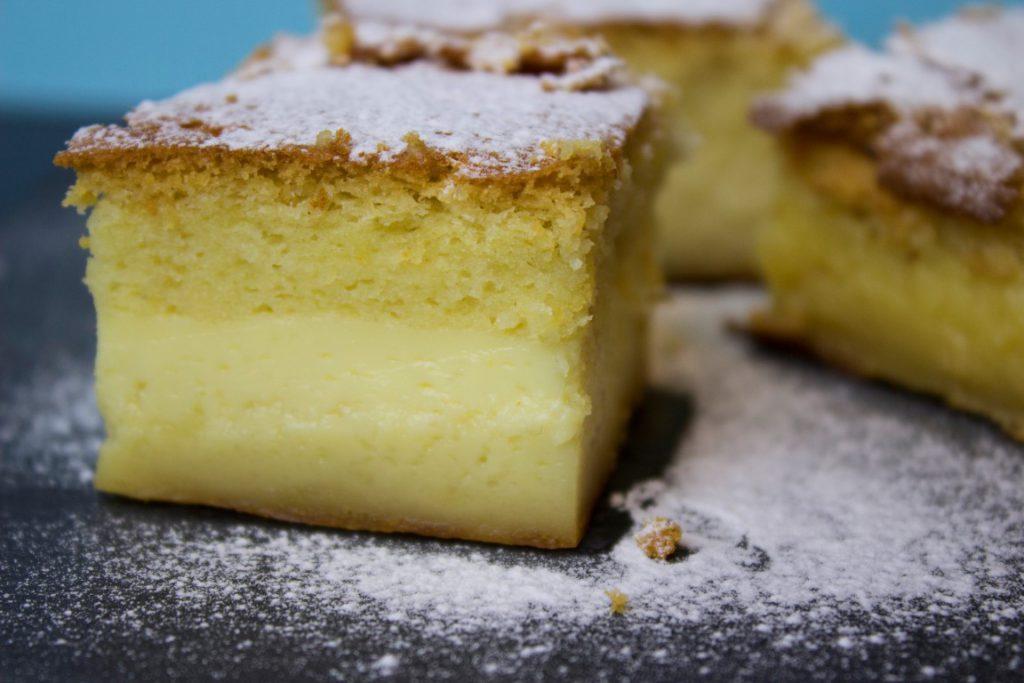 Magische cake: 1 beslag, 3 laagjes