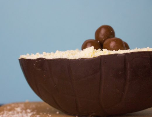 Chocolade tiramisu