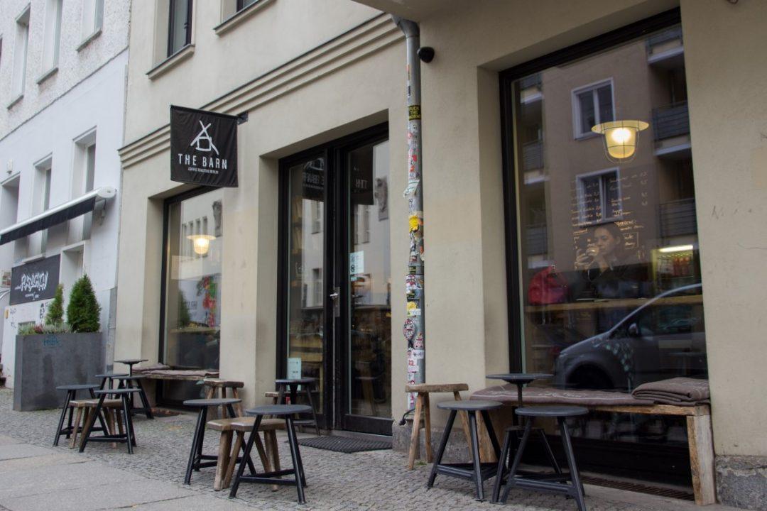 The Barn cafe