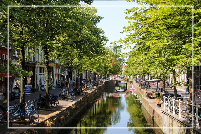 Hotspots in Delft